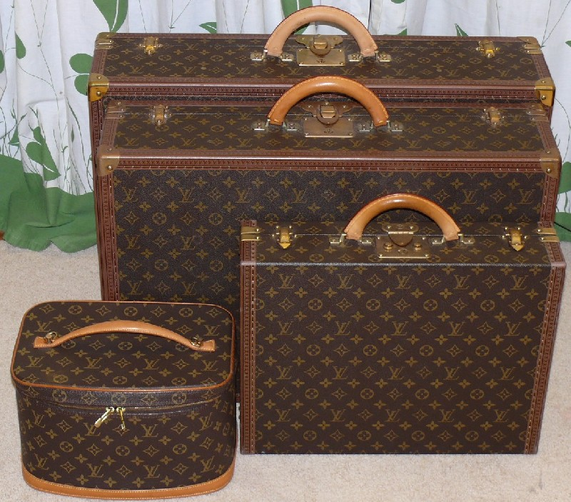 c33b14923a0b The best pieces to own are the hard-sided trunks and suitcases. These items  are made the old fashion way – by skilled artisans much the same way as ...